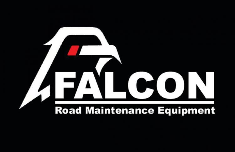 Falcon Asphalt Repair Equipment Logo